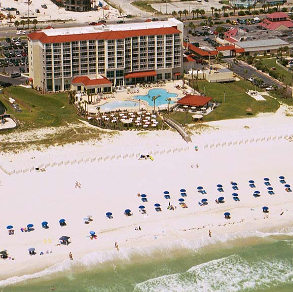 Captivating Hilton Garden Inn Pensacola Beach, Florida Beach Side Amazing Design